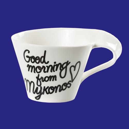 Goodmorning from Mykonos , PAros,Ikaria,Samos,Chania ,,,etc